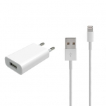iPhone oplader Lightning 1 meter