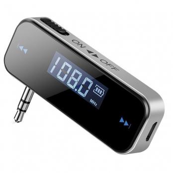 FM Transmitter met aux-aansluiting