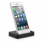 Compact iPhone docking station