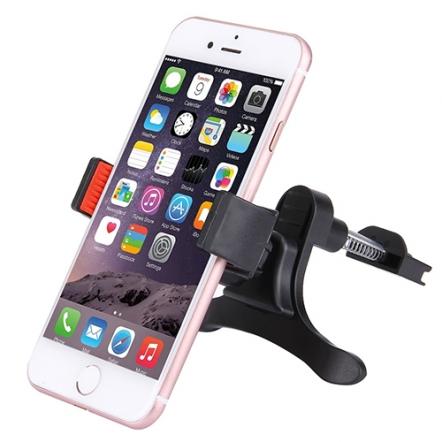 iPhone autohouder ventilatierooster verstelbaar
