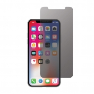 iPhone X privacy screenprotector glas