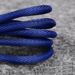 Baseus Yiven nylon Lightning kabel 1,2 meter zwart