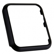 Aluminium case voor Apple Watch 2/3 42mm zwart