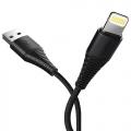 Rock Hi-Tensile nylon Lightning kabel 1,2 meter