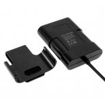 USB passagier autolader met 4 poorten