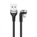 Baseus 180º Lightning naar USB kabel 1 meter