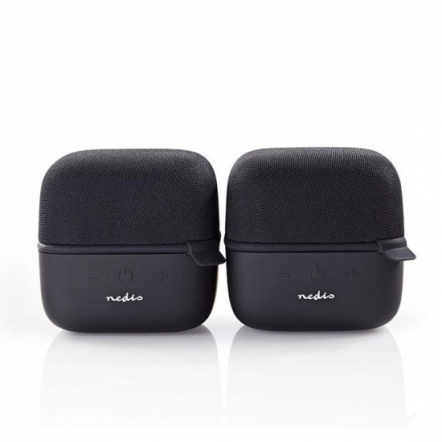Nedis True Wireless Stereo Bluetooth speaker set 15W