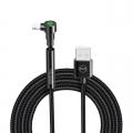 Mcdodo nylon haakse Lightning kabel met standaard 0,5 meter
